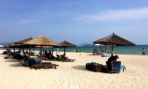 亚龙湾国家旅游度假区旅游景点攻略图