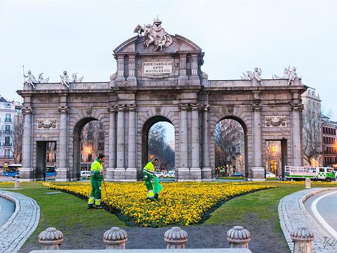马德里水晶宫旅游景点图片