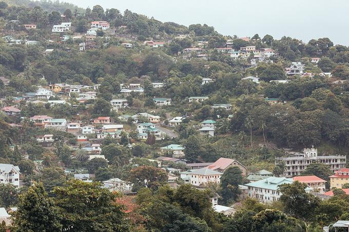 马埃岛图片