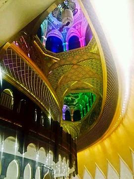 新疆大剧院《千回西域》旅游景点攻略图