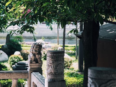 大兴善寺旅游景点图片