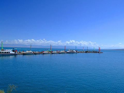 青海湖旅游景点图片