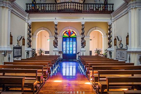 圣若瑟修院及圣堂旅游景点攻略图