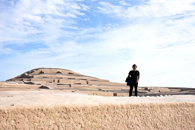纳斯卡:温暖的黄沙图片