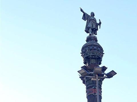Monument a Colom旅游景点图片
