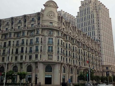 天津金融街旅游景点图片