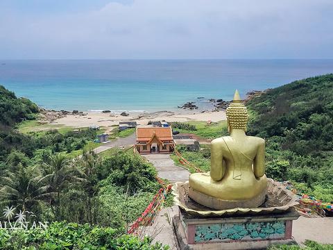 海南铜鼓岭景区旅游景点图片