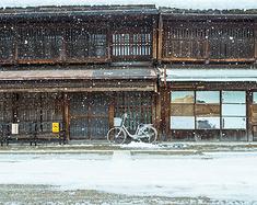 冬游日本中部,寻找中部秘境的升龙道
