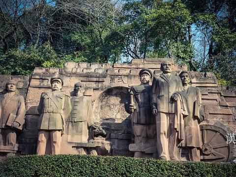首义公园旅游景点图片