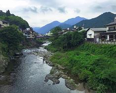 日本中部避暑四日游