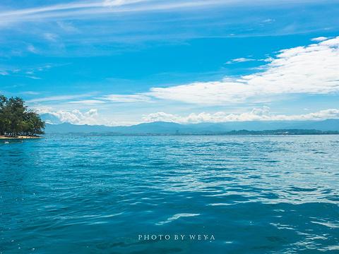 跳岛旅游景点图片