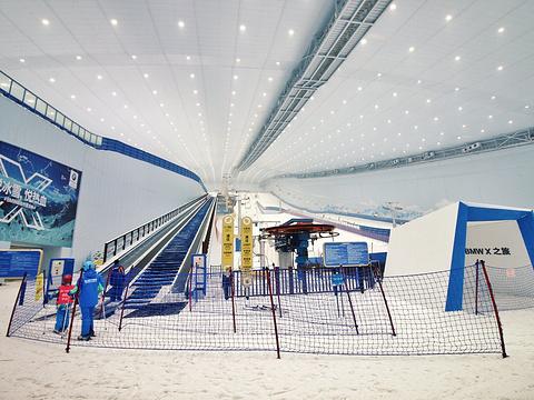 哈尔滨融创雪世界旅游景点图片