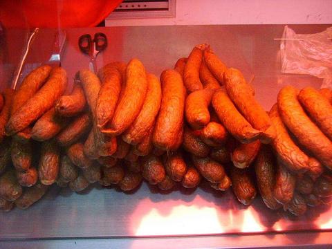 秋林里道斯食品(中央大街店)旅游景点攻略图
