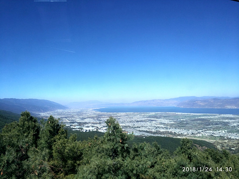 苍山中和索道旅游景点图片