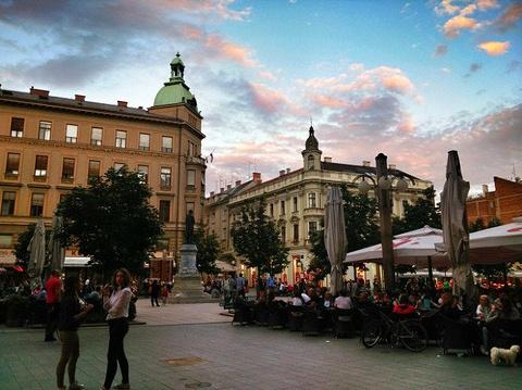 耶拉契奇总督广场