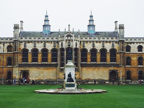 国王学院旅游景点图片