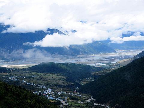 色季拉山旅游景点图片
