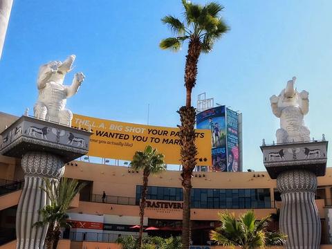西好莱坞旅游景点图片