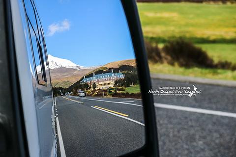 华卡帕帕滑雪场旅游景点攻略图