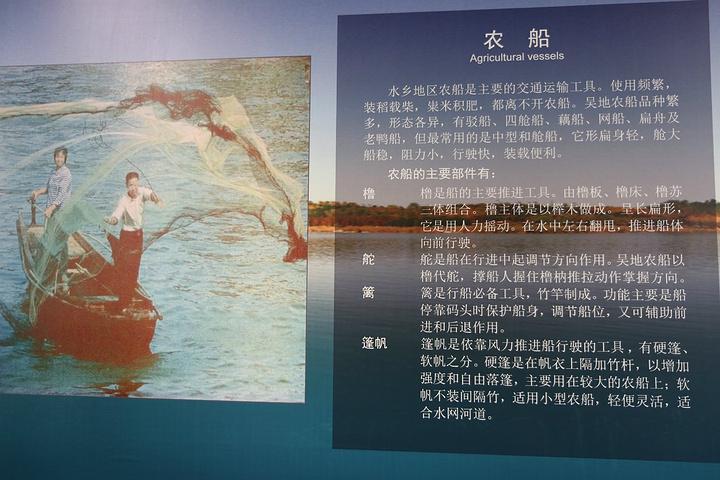 """""""在水乡古镇的清晨洒下了第一缕阳光☀_甪直古镇""""的评论图片"""