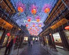 头枕运河,一夜爱恨家国梦;火舞钢花,最美民俗中国年;台儿庄,你不止是遗迹