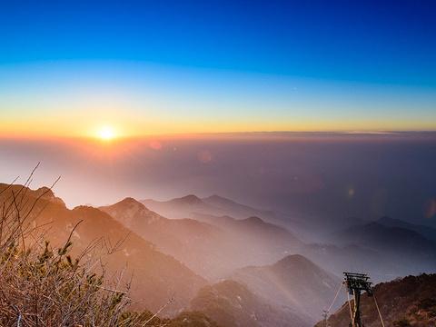 泰山旅游景点图片