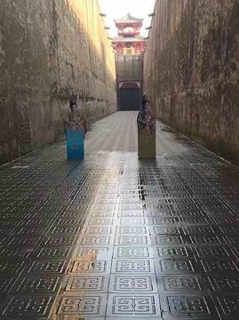 横店秦王宫拍摄基地旅游景点攻略图