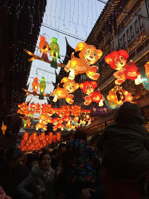上海老街图片