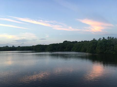 泻湖旅游景点图片