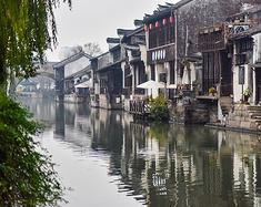 民国东南财富宝地,如今是一处无商业气息的古镇