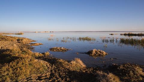 托素湖旅游景点攻略图