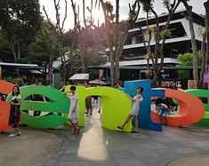 闺蜜漫游新加坡