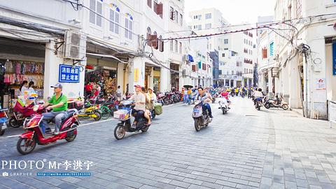 骑楼老街旅游景点攻略图