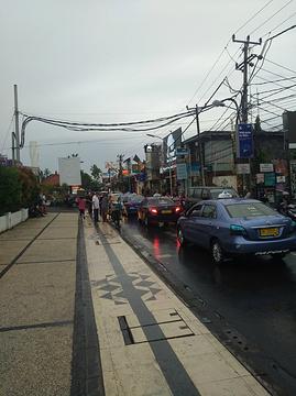 库塔洋人街旅游景点攻略图