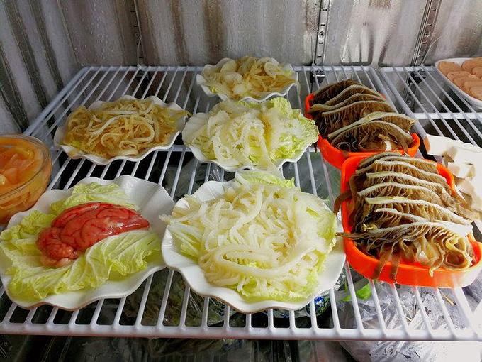继续撸串,今晚吃【牛华绿源串串】,来自乐山的串图片