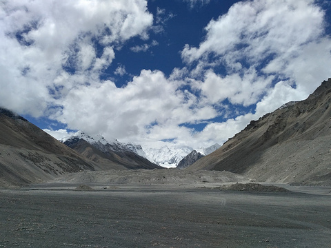 珠穆朗玛峰观景平台