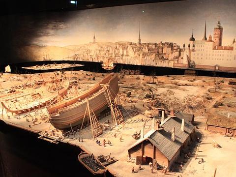 瓦萨沉船博物馆旅游景点图片