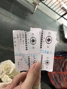 晴川阁旅游景点攻略图