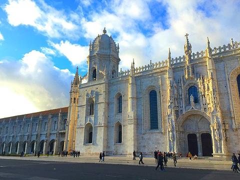 热罗尼姆斯大教堂旅游景点攻略图