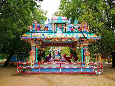 Nagadipa Purana Vihara寺庙旅游景点图片