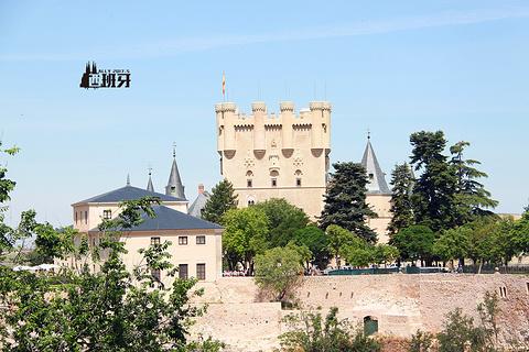阿尔卡萨城堡旅游景点攻略图