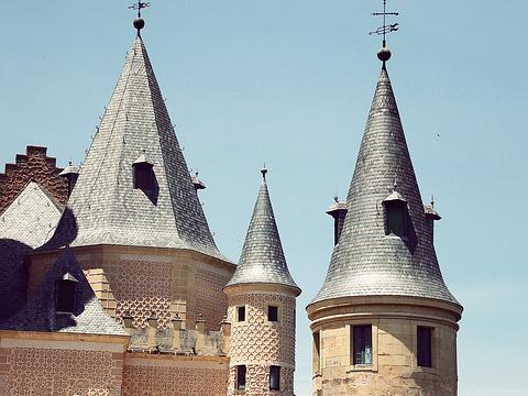 阿尔卡萨城堡旅游景点图片