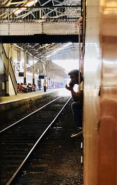 科伦坡火车站 旅游景点攻略图