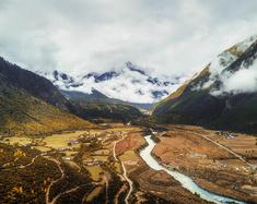 老林带你去西藏  第四站:南迦巴瓦、索松村、雅鲁藏布江