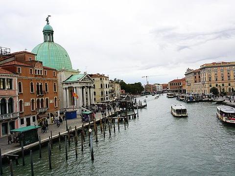 罗马圣马可教堂旅游景点图片