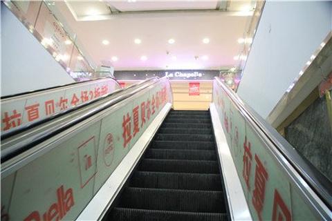 长春百货大楼(重庆路)旅游景点攻略图