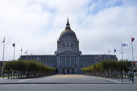 旧金山市政中心
