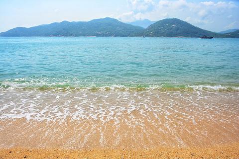 长洲岛旅游景点攻略图