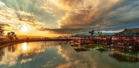普达阳光国际康养度假旅游区旅游景点攻略图