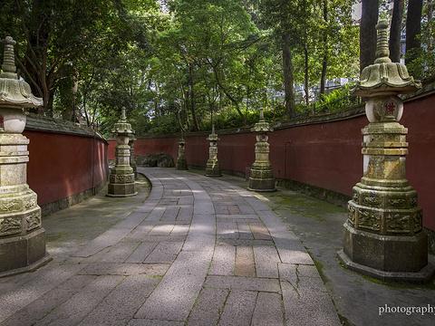 涌泉寺旅游景点图片